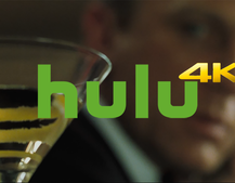 Hulu now offers 4K, starting with original shows and 20 Bond films