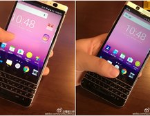 Images of mid-range BlackBerry Mercury confirm QWERTY keyboard