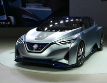 Nissan is working on the world's first bio-ethanol electric car with 600km range