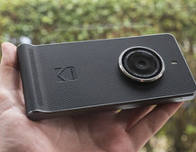 Kodak Ektra review: Phone camera failings can't revive those nostalgic Kodak moments
