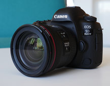 Canon EOS 5D Mark IV review: The 30-megapixel monster