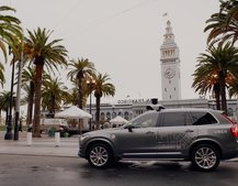 You could hail a self-driving Uber the next time you're in San Francisco