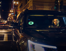 Uber Beacon makes it easier to identify your cab at night