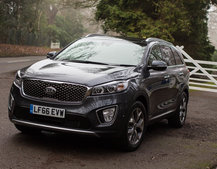 Kia Sorento review: The savvy seven-seater