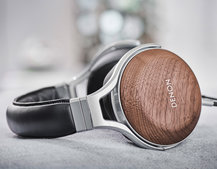 Denon's new headphones will hug your ears and sound good while doing it