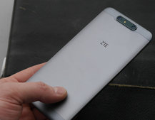 ZTE Blade V8 mid-range phone fully revealed in leaked pics, specs