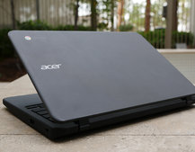 Acer Rugged Chromebook 11 N7 preview: The tough laptop the kids won't break