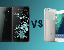 HTC U Ultra vs Google Pixel XL: What's the difference?