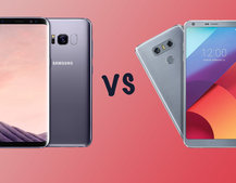 Samsung Galaxy S8 vs S8 Plus vs LG G6: What's the difference?