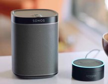 Sonos is planning a new speaker with built-in Alexa voice control