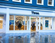 Three enables app-free Wi-Fi calling, as long as you have a compatible phone