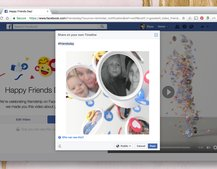Facebook Friends Day: What is it and how do those cheesy videos work?