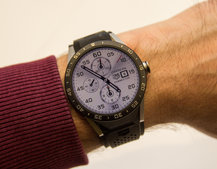 Tag Heuer Connected: Android Wear gets its luxury tag