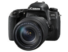 Canon EOS 77D and 800D expand mid-range EOS DSLR lineup