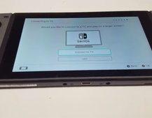 See the Nintendo Switch's alleged operating system in this amazing leaked video