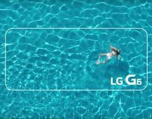 New LG G6 teasers suggest phone will be water and dust resistant
