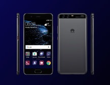 This is what the Huawei P10 flagship phone will look like in full black