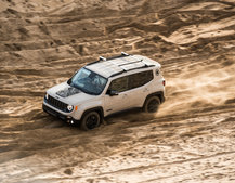 Jeep launches Renegade Desert Hawk SUV, limited to 100 models in the UK
