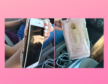 Apple is 'looking into' this video of an exploding iPhone 7 Plus