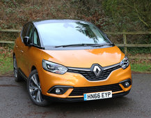 Renault Scenic (2017) review: The master of reinvention