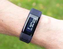 Garmin Vivosmart HR+ review: A fully-packed fitness tracker