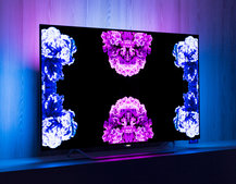 Philips 55POS9002 OLED preview: Stunning flagship TV with P5 processing and Ambilight