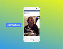 Facebook videos now auto-play with sound on: Here's how to stop it