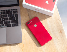 Apple (Product)RED iPhone 7 and iPhone 7 Plus are bold, brash and, well, very red