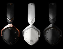 V-Moda Crossfade 2 Wireless combine Bluetooth connectivity and hi-res audio