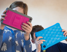 Tablets for kids: How to setup an Amazon Fire tablet for children