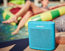 Bose SoundLink Color II returns with new colour options and water-resistance