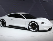 Porsche Mission E concept: Porsche just built an all-electric Tesla-killer