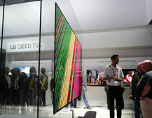 LG OLED TV 2017 explored: Wallpaper, G7, E7, C7 and B7 compared