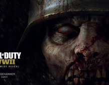 Call of Duty: WW2 will launch on 3 November and it has Nazi zombies