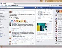 Reactions everywhere: Now you can 'sad' or 'wow' on FB comments