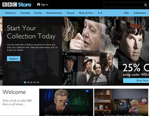 What is the BBC Store and how is it different to iPlayer?