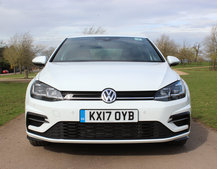 Volkswagen Golf R-Line first drive: Leader of the pack