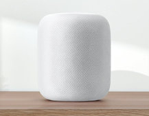 "Apple's HomePod Siri-enabled speaker delayed until ""early 2018"""