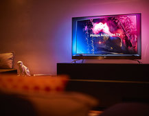 Philips Ambilight explained: Why you need to light up your living room
