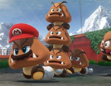 Super Mario Odyssey gameplay preview: Aces and oddities