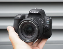 Canon EOS 200D review: The perfect mini DSLR for beginners?