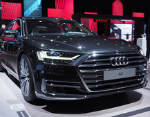 Audi A8 (2017) preview: The most technological car interior, ever?