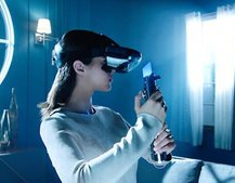 Feel the Force with Lenovo's Star Wars AR headset