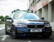 BMW 5 Series estate (2017) review: Large, technologically accomplished and fun to drive