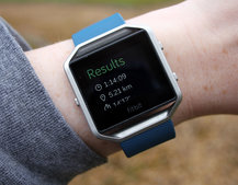"""Fitbit smartwatch is """"on track"""", waterproof and will offer accurate health measurement"""