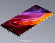 Xiaomi Mi Mix 2 may be a completely bezel-free phone