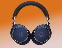 Audio Technica ATH-MSR7SE headphones improve upon an already accomplished formula