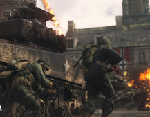 PS4 owners get to play COD: WW2 first, private beta starts 25 August