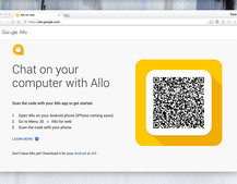 Google Allo for web finally goes live: How to set it up and get started