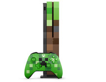 Microsoft announces limited edition Minecraft and Shadow of War Xbox One S consoles